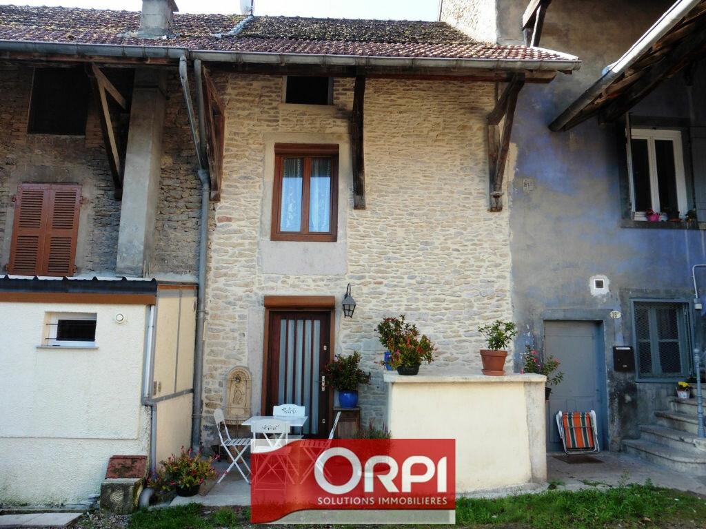 Achat Maison 3 pièces à Montalieu-Vercieu - vignette-1