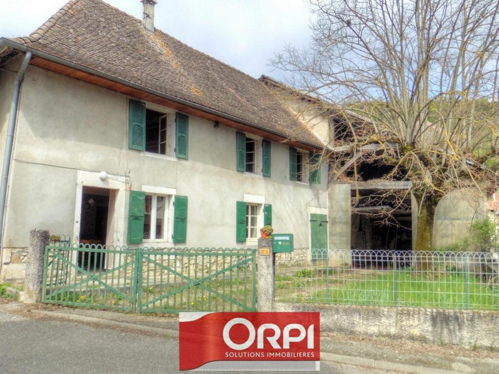 Achat Maison 5 pièces à Brégnier-Cordon - vignette-1