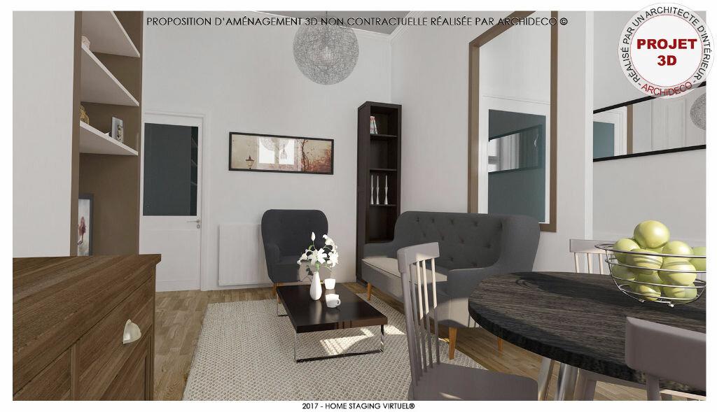 Achat Appartement 3 pièces à Morestel - vignette-1