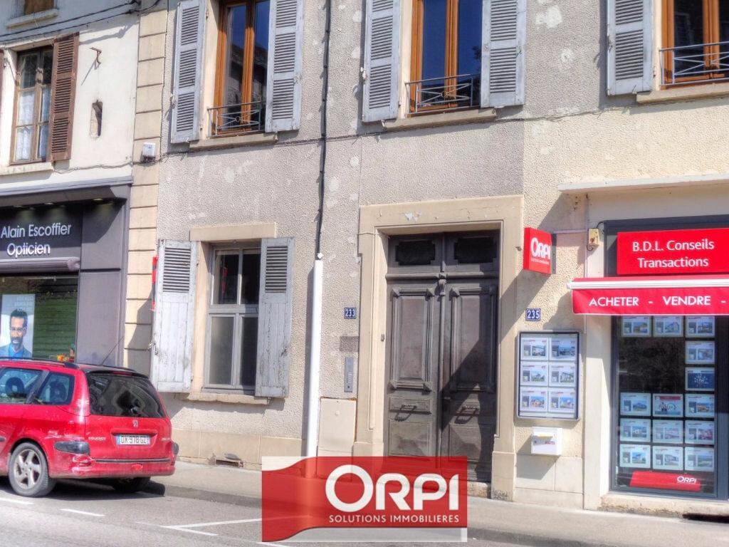 Achat Appartement 3 pièces à Morestel - vignette-9