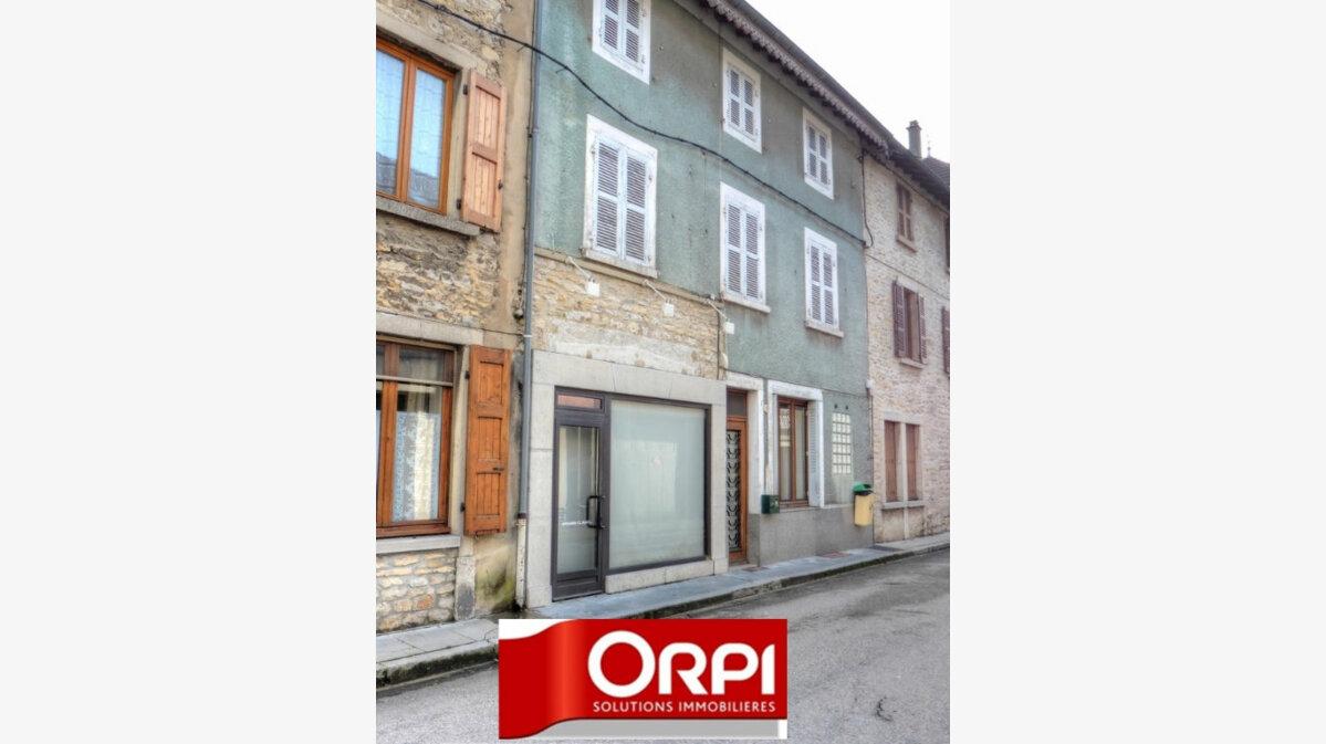 Achat Maison 5 pièces à Montalieu-Vercieu - vignette-1
