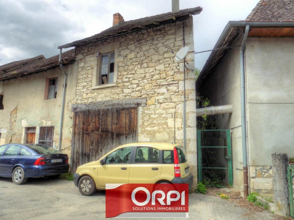 Achat Maison 4 pièces à Brégnier-Cordon - vignette-1