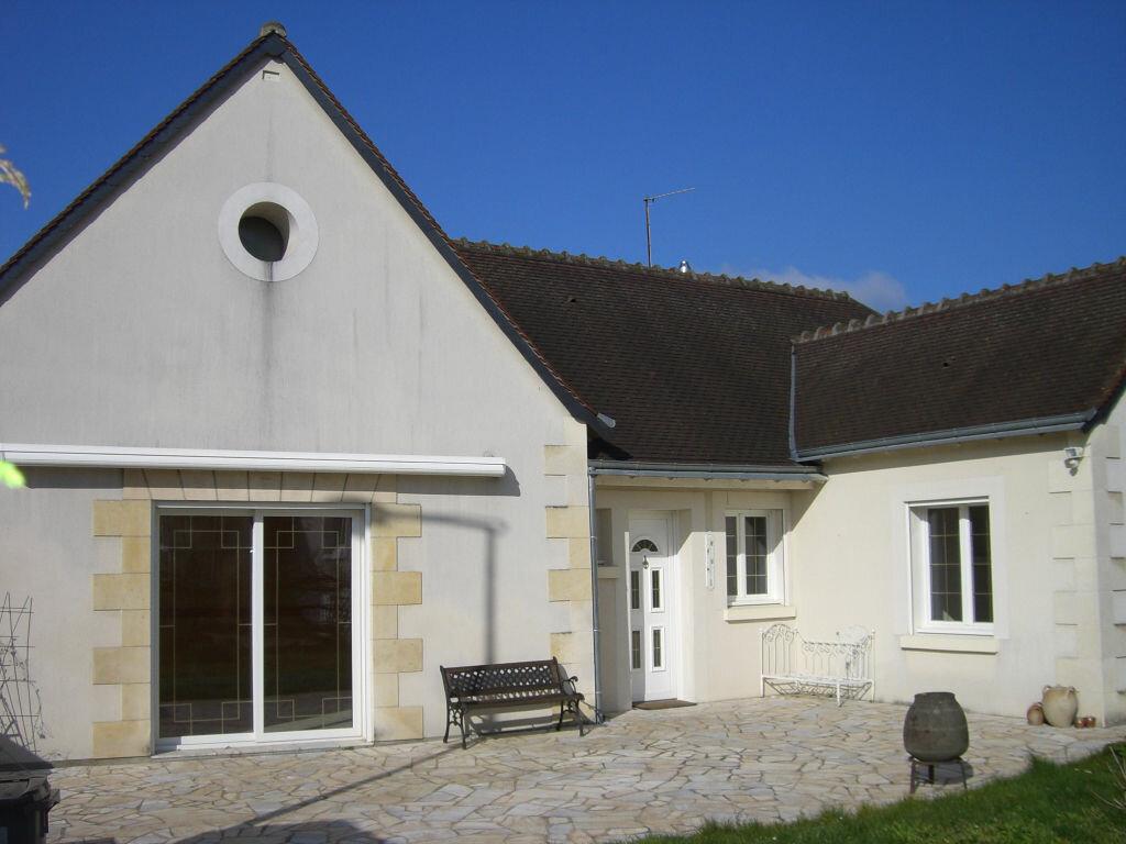Achat Maison 6 pièces à La Croix-en-Touraine - vignette-1