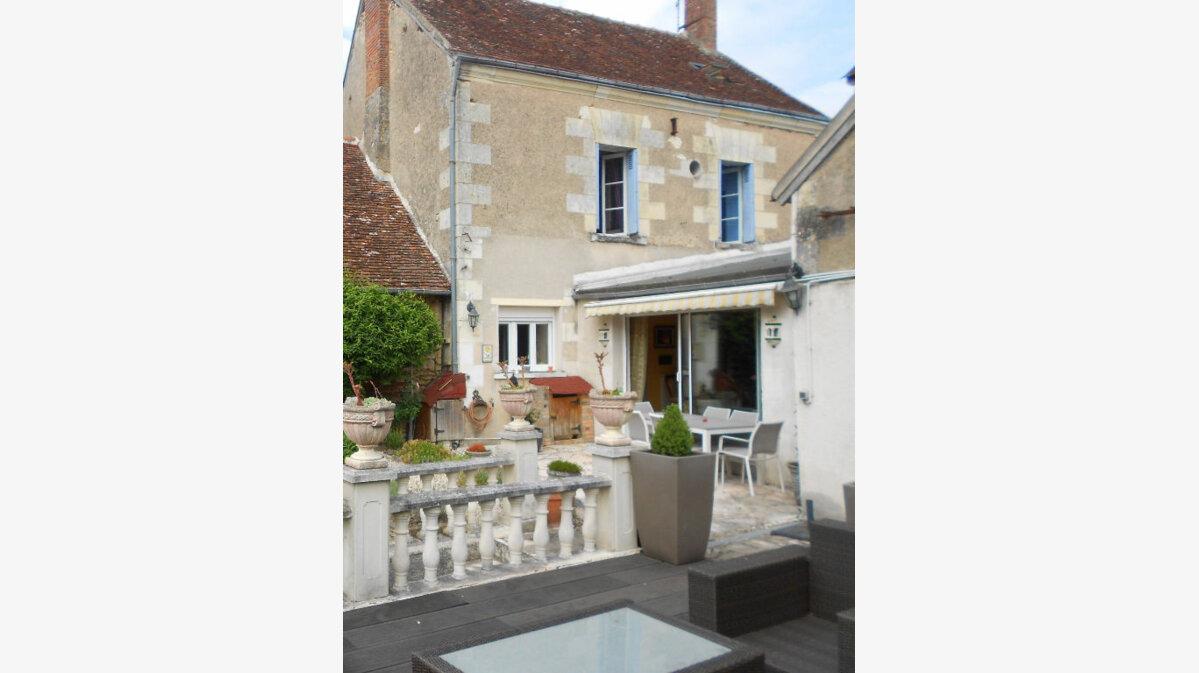 Achat Maison 11 pièces à Orbigny - vignette-1