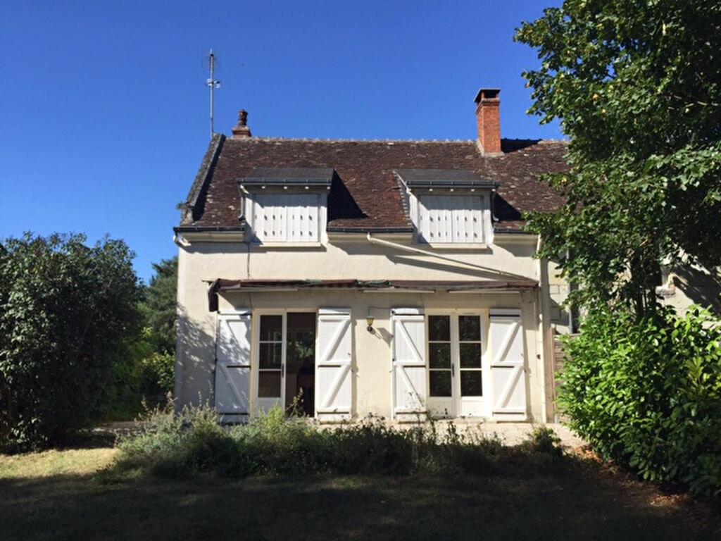 Location Maison 4 pièces à Saint-Georges-sur-Cher - vignette-1