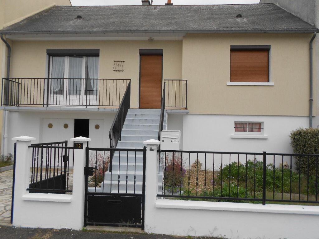 Achat Maison 3 pièces à Saint-Aignan - vignette-1