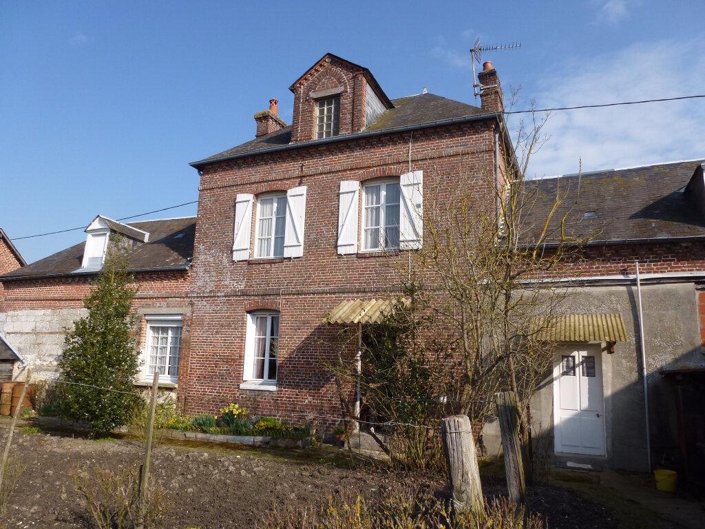 Achat Maison 6 pièces à Saint-Vaast-d'Équiqueville - vignette-1