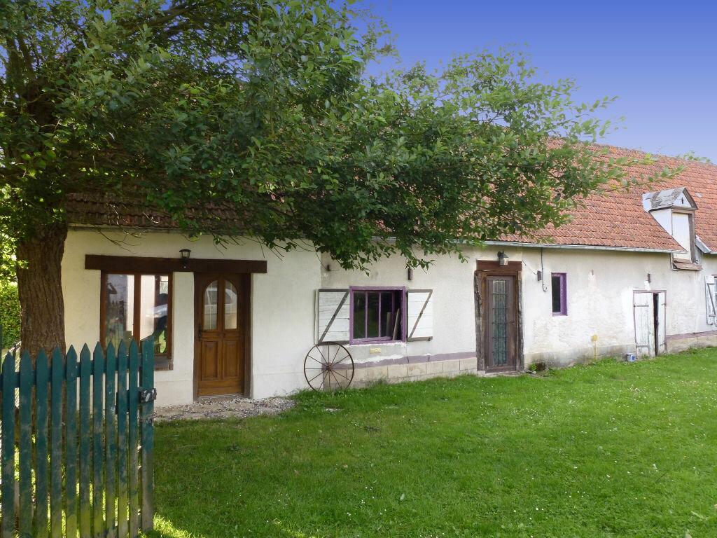 Achat Maison 4 pièces à Saint-Nicolas-d'Aliermont - vignette-1