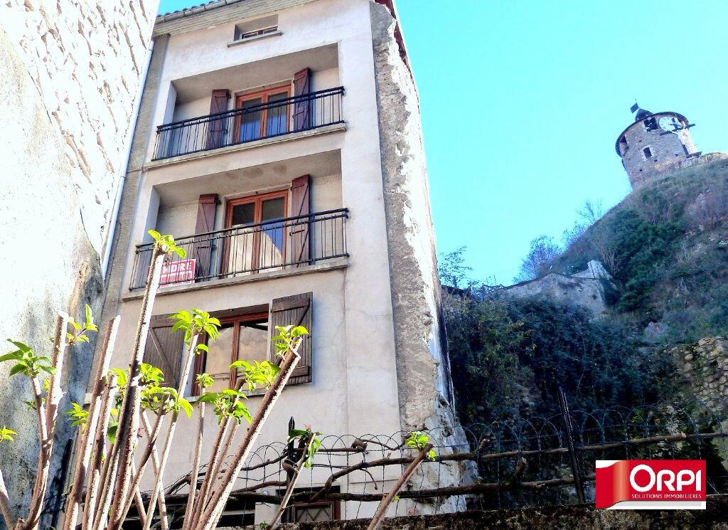Achat Maison 5 pièces à Tarascon-sur-Ariège - vignette-1