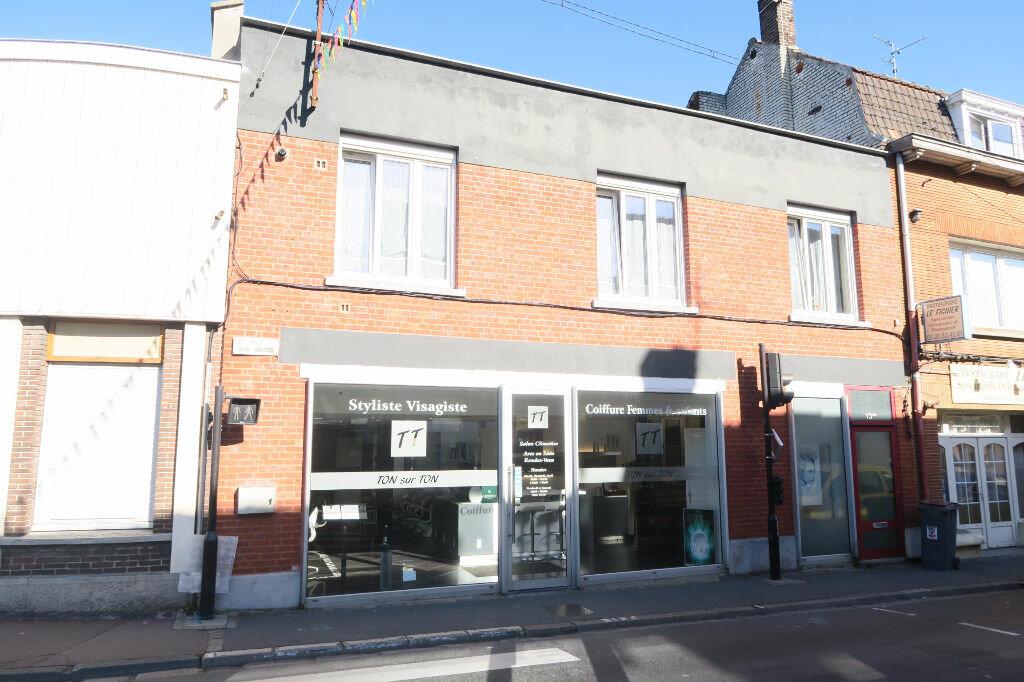 Achat Immeuble  à Wattrelos - vignette-1