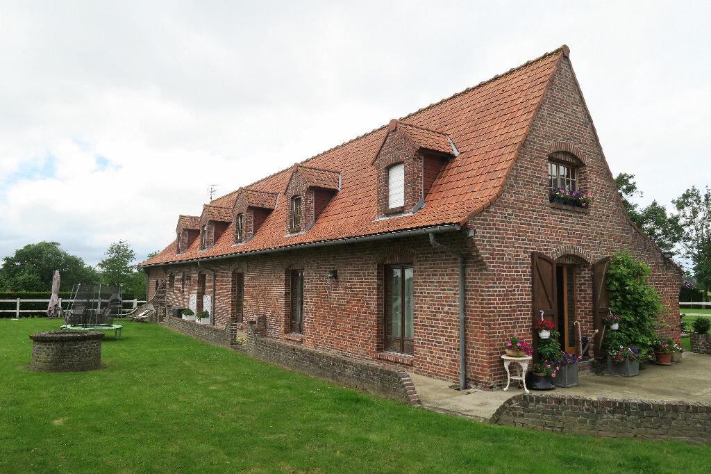 Achat Maison 10 pièces à Saint-Sylvestre-Cappel - vignette-1