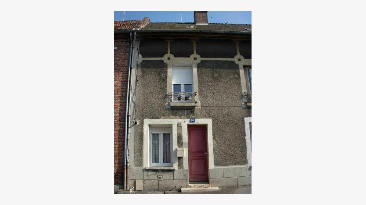 Achat Maison 3 pièces à Charmes - vignette-1