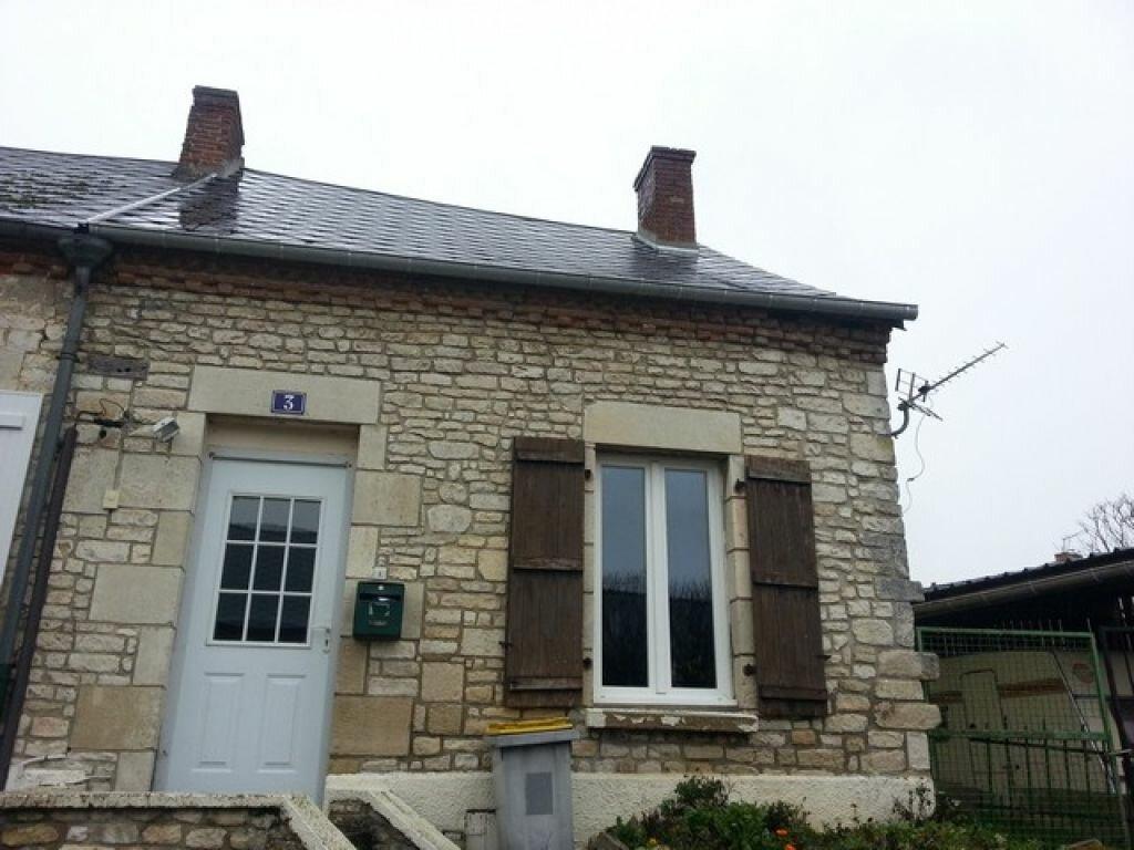 Achat Maison 3 pièces à Bucy-lès-Pierrepont - vignette-1