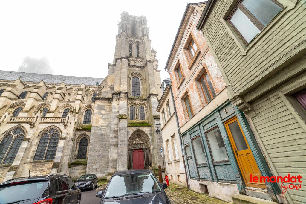 Location Maison 3 pièces à Laon - vignette-1