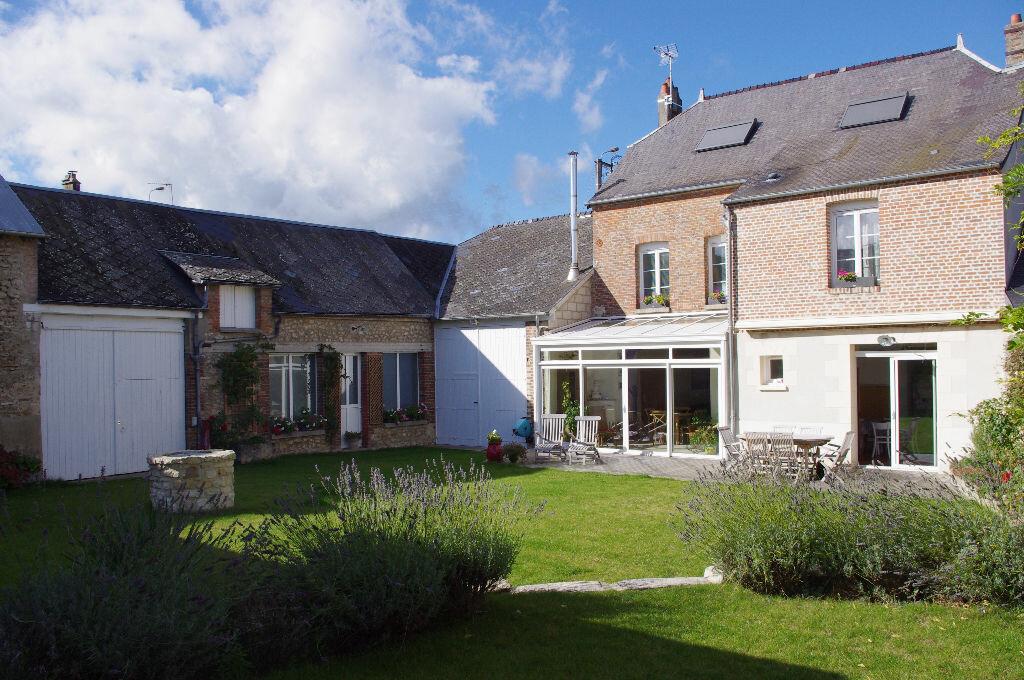 Achat Maison 9 pièces à Saint-Erme-Outre-et-Ramecourt - vignette-1