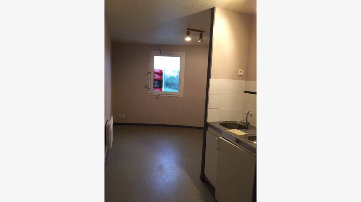 Achat Appartement 1 pièce à Arras - vignette-2