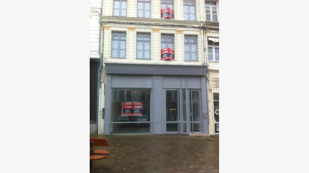 Location Local commercial  à Arras - vignette-1