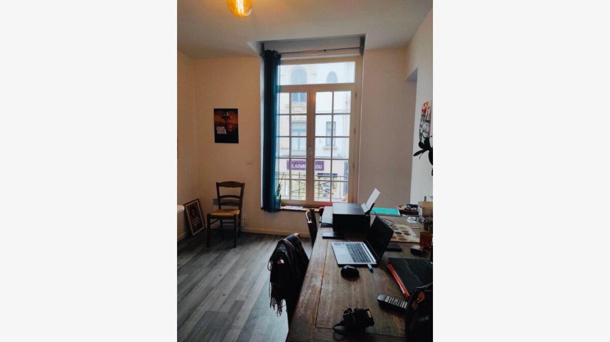 Location Appartement 2 pièces à Arras - vignette-1