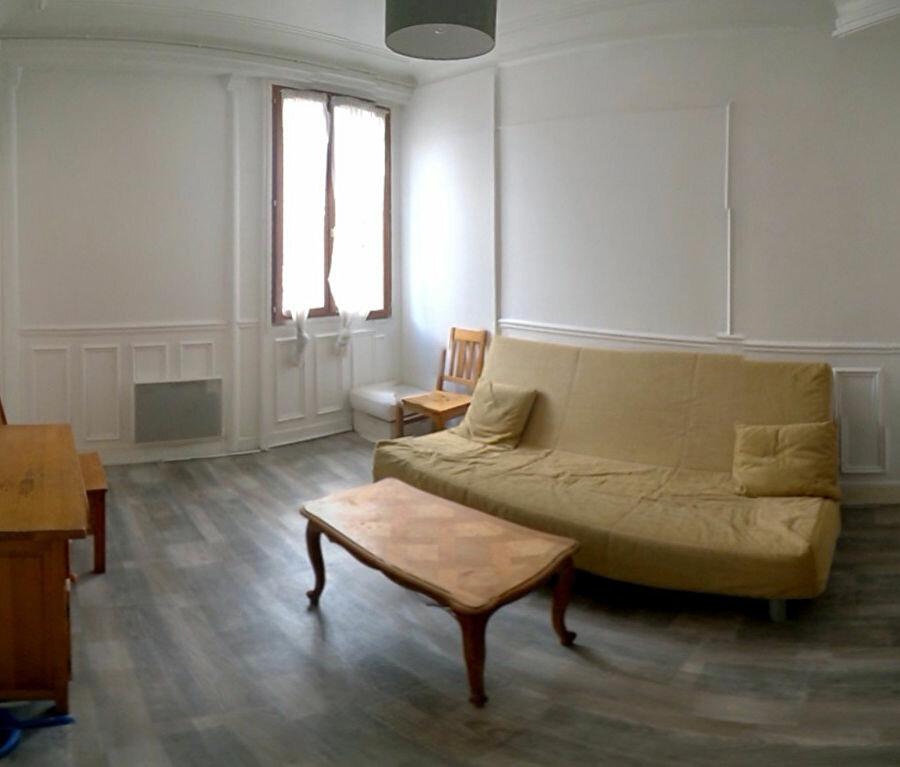 Location Appartement 1 pièce à Noisy-le-Sec - vignette-1