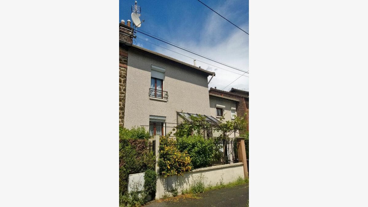 Achat Maison 6 pièces à Noisy-le-Sec - vignette-1