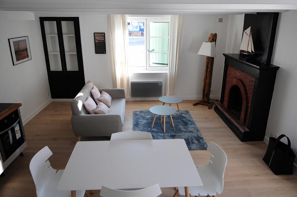 Achat Appartement 3 pièces à Rivedoux-Plage - vignette-1