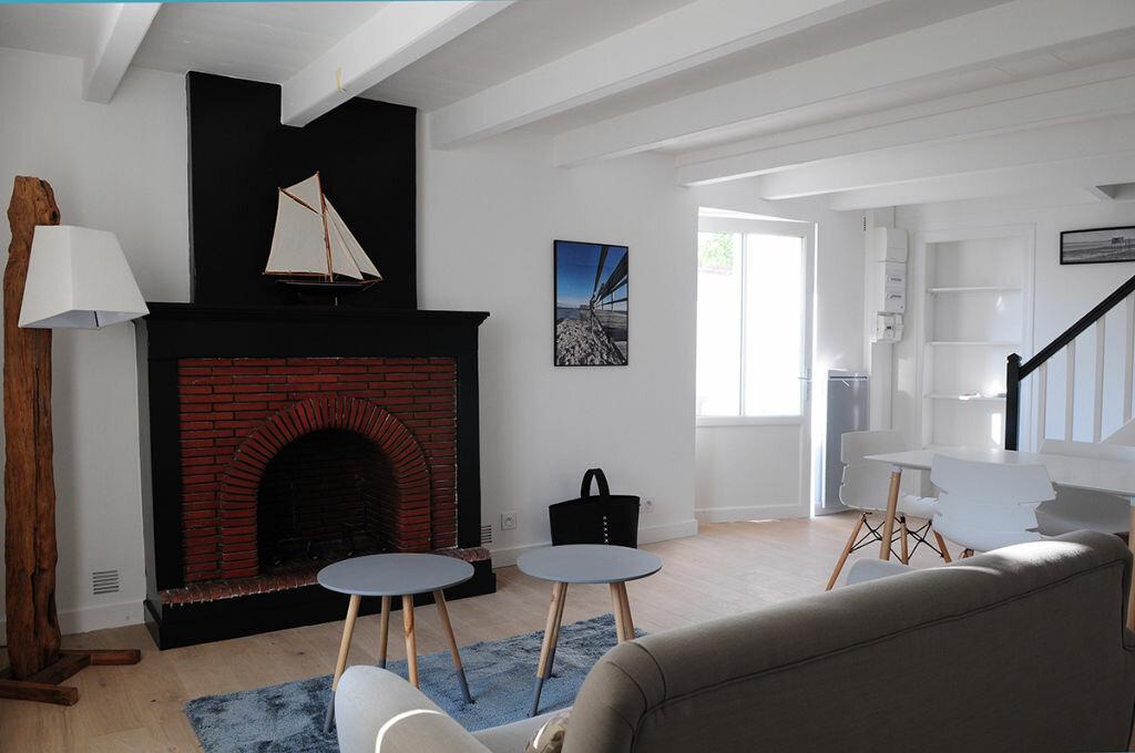 Achat Appartement 3 pièces à Rivedoux-Plage - vignette-3