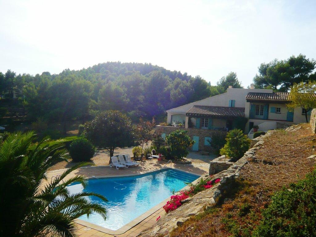 Achat Maison 8 pièces à La Cadière-d'Azur - vignette-5