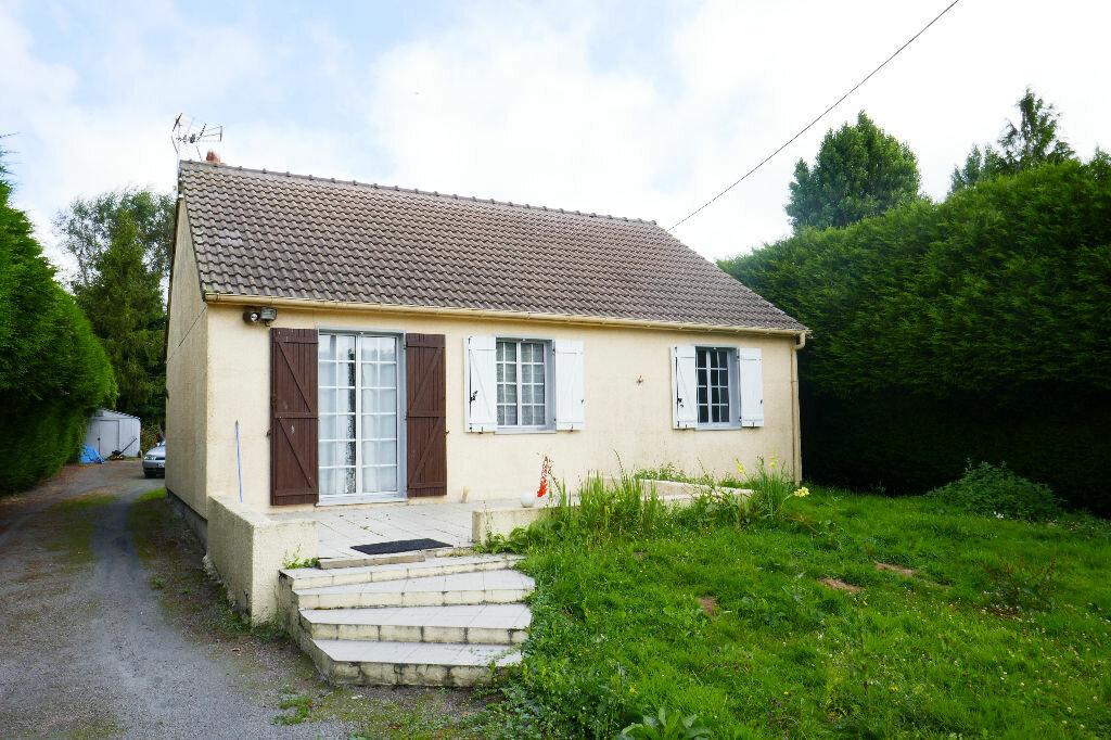 Achat Maison 3 pièces à Saint-Clair-sur-Epte - vignette-1