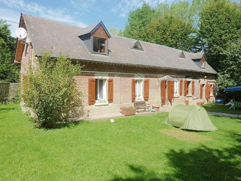 Achat Maison 6 pièces à Lyons-la-Forêt - vignette-1