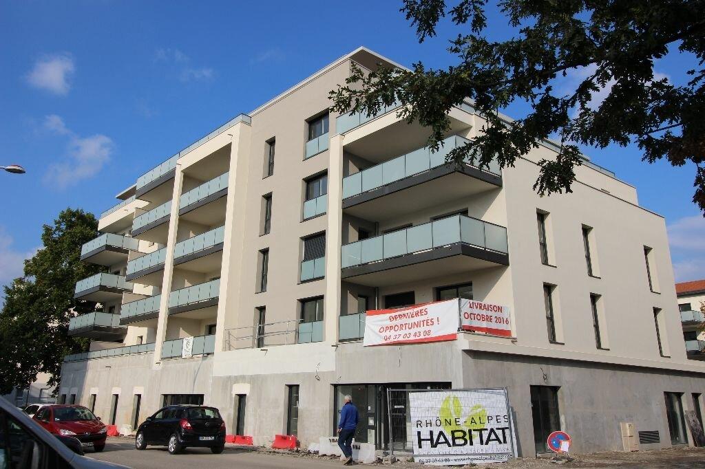 Achat Appartement 4 pièces à Bourgoin-Jallieu - vignette-3