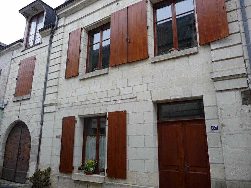 Achat Maison 10 pièces à Sainte-Maure-de-Touraine - vignette-1