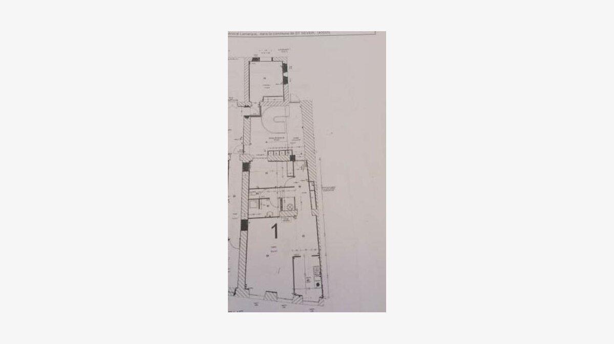 Achat Appartement 2 pièces à Saint-Sever - vignette-4