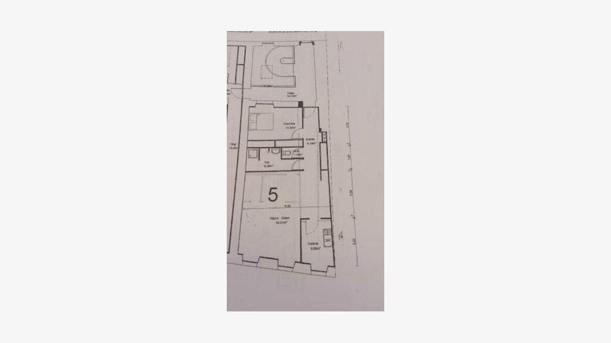 Achat Appartement 2 pièces à Saint-Sever - vignette-6
