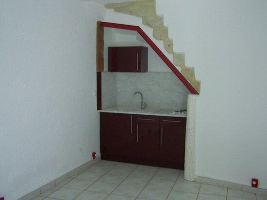 Location Appartement 1 pièce à Vauvert - vignette-1