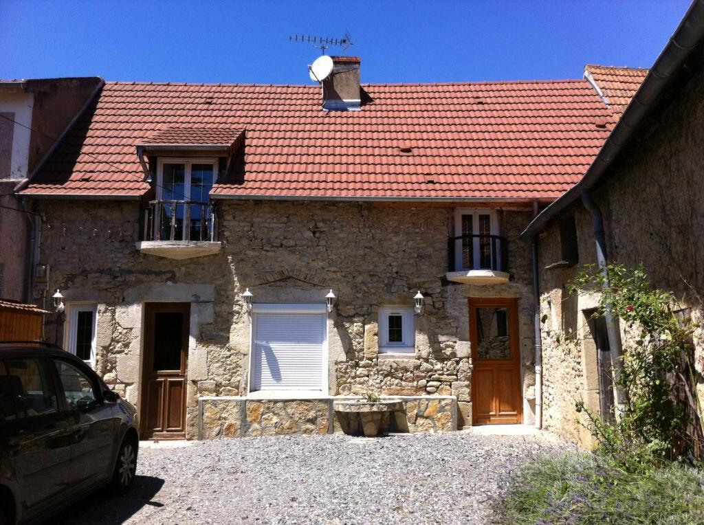 Achat Maison 4 pièces à Creuzier-le-Vieux - vignette-1