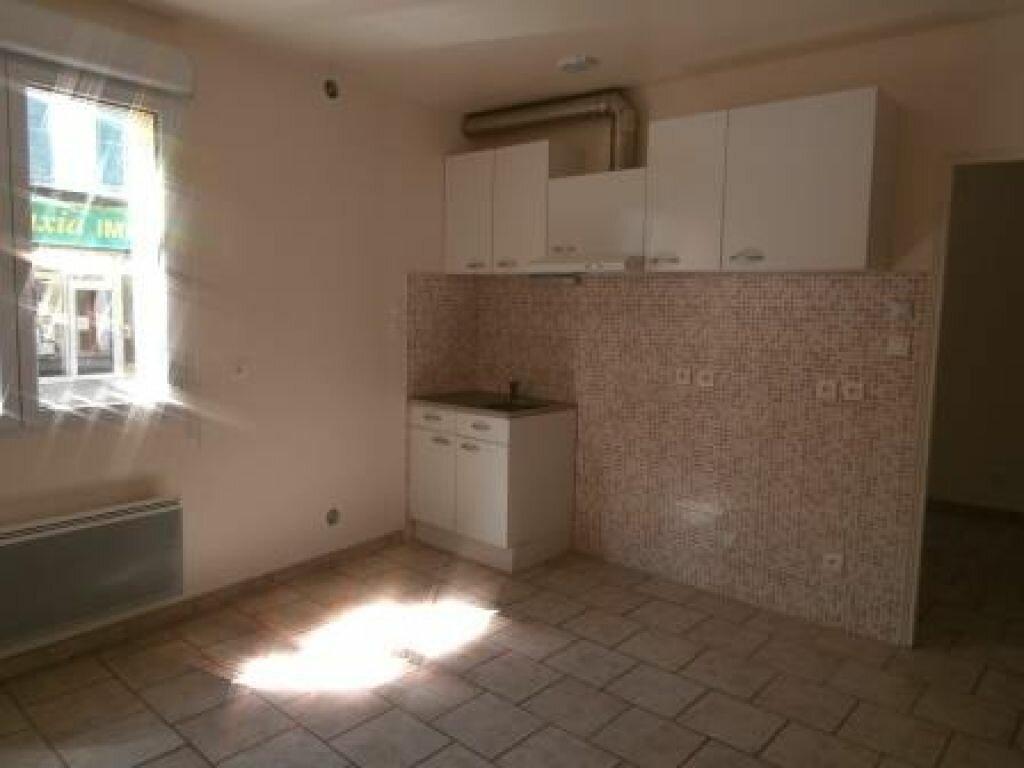 Location Appartement 2 pièces à Cosne-d'Allier - vignette-1