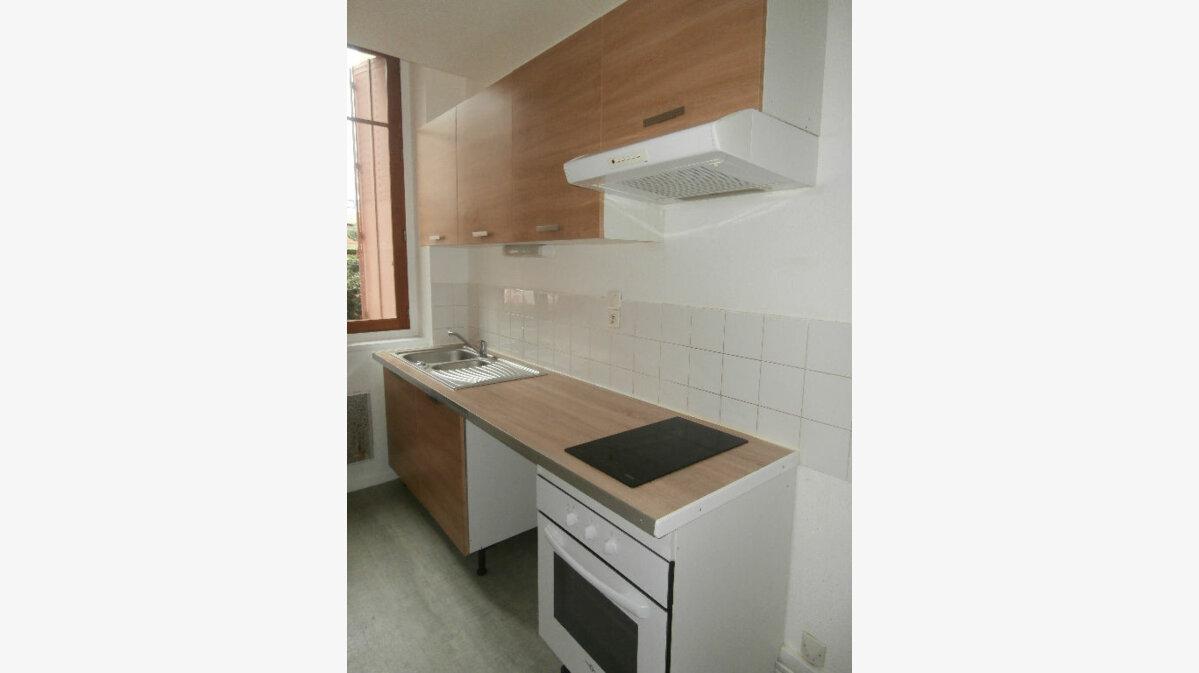 Location Appartement 2 pièces à Montluçon - vignette-1