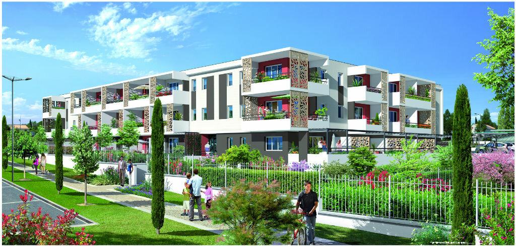 Achat Appartement 4 pièces à Montarnaud - vignette-1