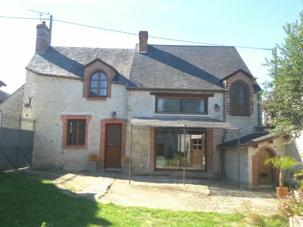 Achat Maison 5 pièces à Greneville-en-Beauce - vignette-1