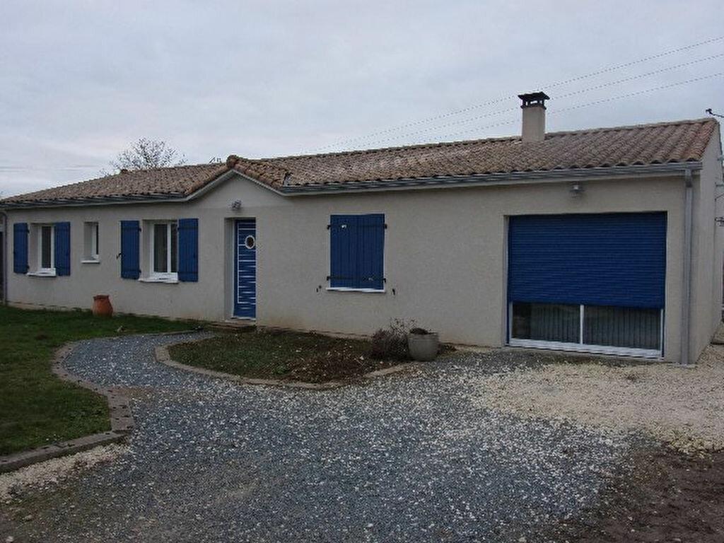 Achat Maison 6 pièces à Saint-Sulpice-d'Arnoult - vignette-1