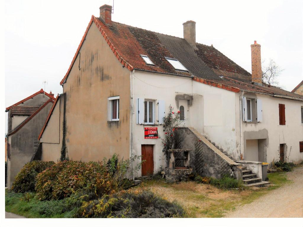 Achat Maison 5 pièces à Bissey-sous-Cruchaud - vignette-1