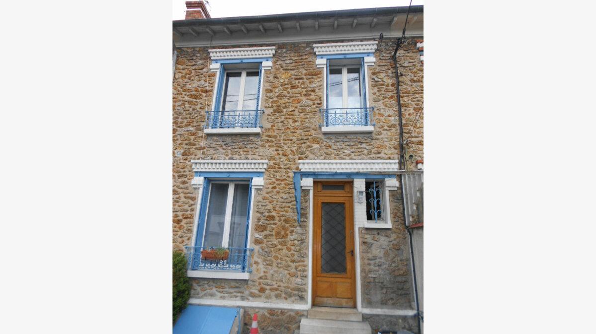 Achat Maison 3 pièces à Corbeil-Essonnes - vignette-1