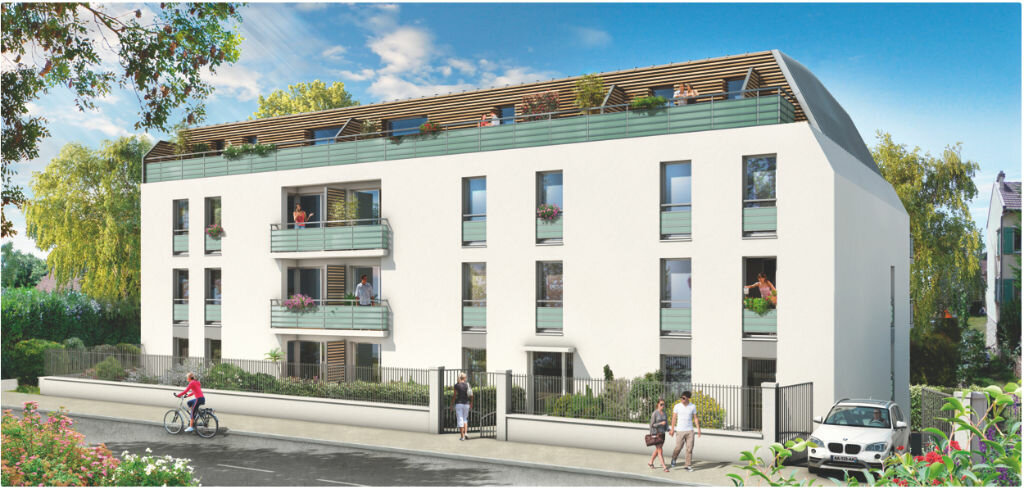 Achat Appartement 2 pièces à Montmorency - vignette-1