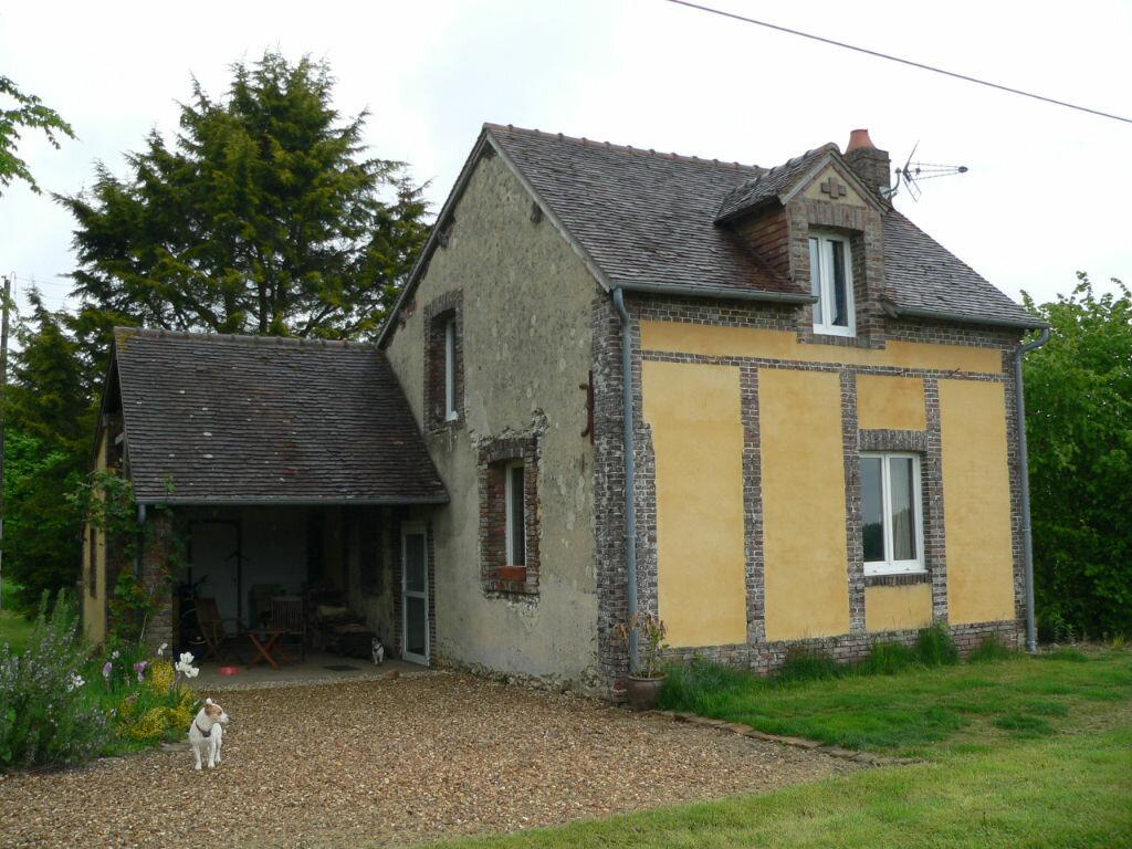 Location Maison 3 pièces à Tourouvre - vignette-1