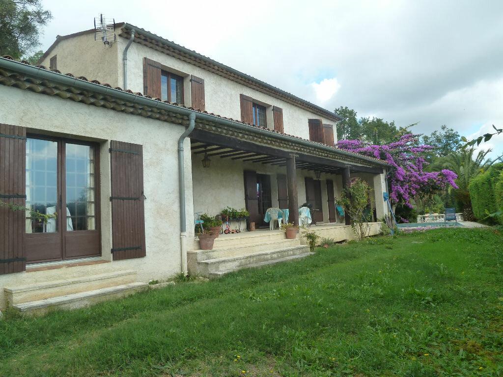 Achat Maison 9 pièces à Tourrettes-sur-Loup - vignette-2
