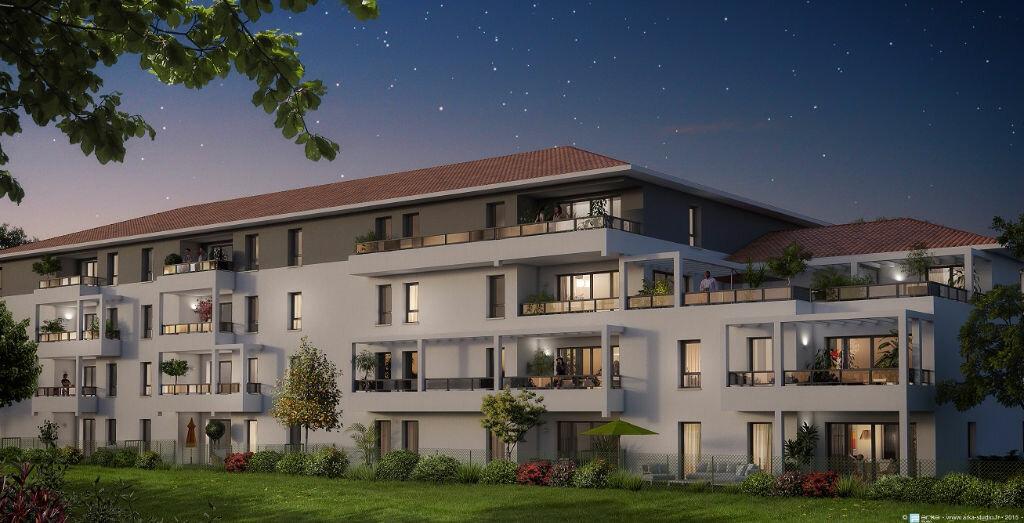Achat Appartement 3 pièces à Saint-Martin-de-Seignanx - vignette-1