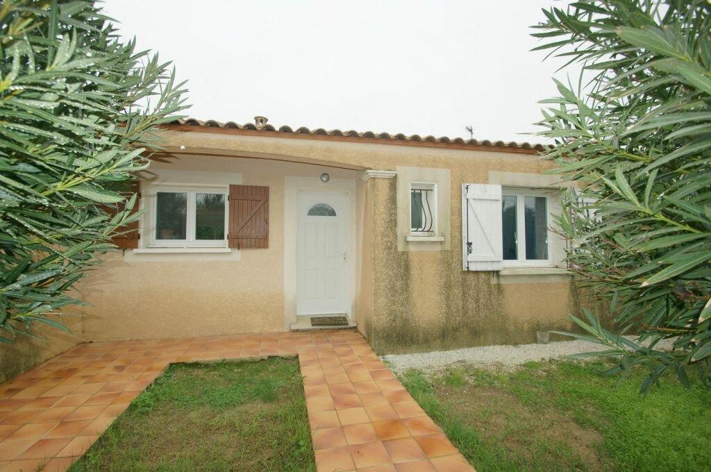 Location Maison 4 pièces à Montady - vignette-1