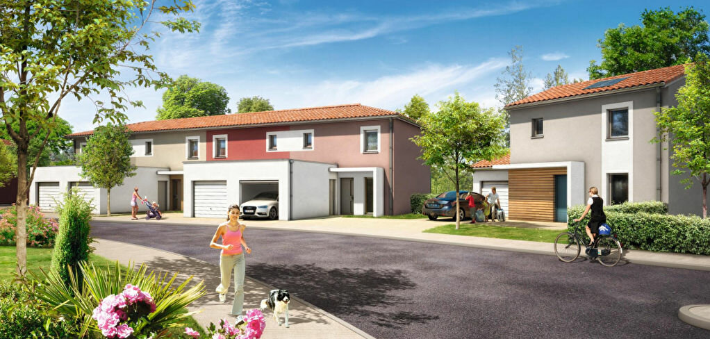 Achat Maison 4 pièces à Mondonville - vignette-1