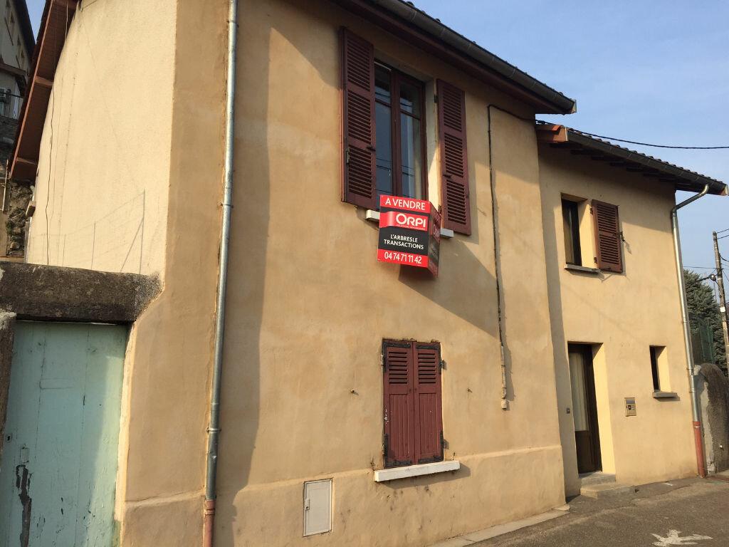 Achat Maison 4 pièces à L'Arbresle - vignette-1
