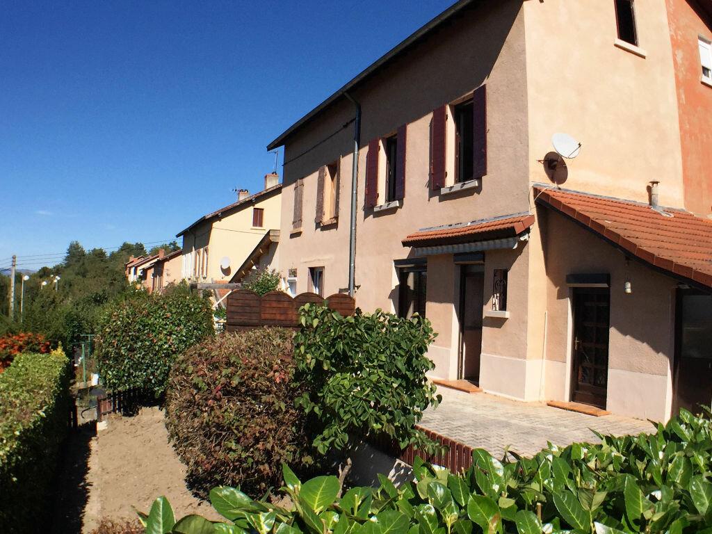 Achat Maison 4 pièces à Saint-Pierre-la-Palud - vignette-2